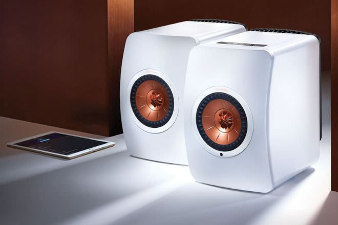�������� �������� KEF LS50 Wireless: �������� � ������������ ������ ��������� LS50 | Stereo&Video, ������� 2016 �.