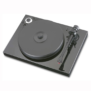Pro-Ject 2-Xperience Classic (2M-Red) Piano Black