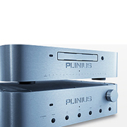 Plinius Anniversary Edition CD-player + Plinius Anniversary Edition Integrated Amplifier Titan