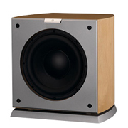 AudioVector Si-Sub Super High Gloss White