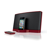 Bose SoundDock Series II Limited Edition Red