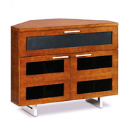 BDI Avion Corner 8521  Natural Stained Cherry