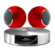 Elipson Music System MC 1L Gloss Red
