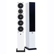System Audio SA Aura 50 White Satin