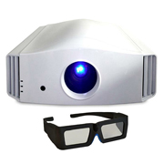 DreamVision INTI3 3D Gloss White