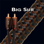 AudioQuest Big Sur ,2RCA-2RCA, 1m.