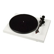 Pro-Ject Debut Carbon DC (2M-Red) White Gloss