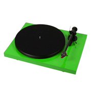 Pro-Ject Debut Carbon DC (OM10) Green Gloss