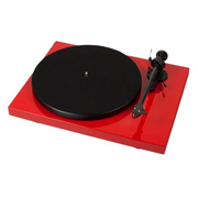 Pro-Ject Debut Carbon DC (OM10) Red Gloss