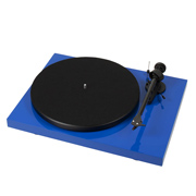 Pro-Ject Debut Carbon DC Phono USB (OM 10) Blue Gloss