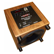 MJ Acoustics Reference 400 MkI Walnut
