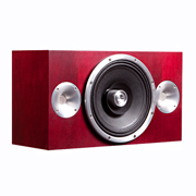 Zu Audio Omen Center Sangria Red