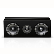 Audio Physic Classic Center Glass Black High Gloss