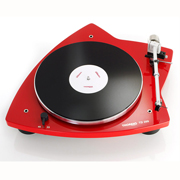 Thorens TD 209 High Gloss Red