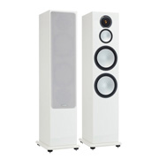 Monitor Audio Silver 10 High Gloss White