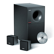 Bose Acoustimass 3.IV Black
