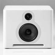 Guru Audio QM10 Piano White