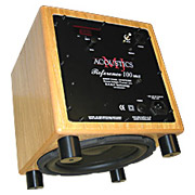 MJ Acoustics Reference 100 MkII Light Oak