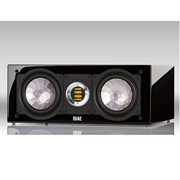 Elac CC 241.2 High Gloss Black