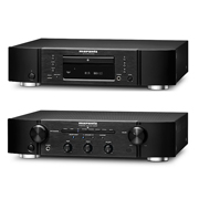 Marantz CD6005 + PM6005 Black