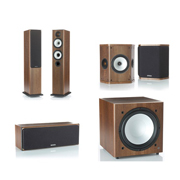 Monitor Audio BX5, BX Centre, BXFX, BXW-10 Walnut