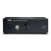 NAD PP4 with USB Black