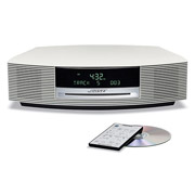 Bose Wave Music System + CD changer White