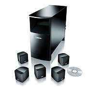 Bose Acoustimass 6.III Black