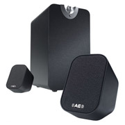 Acoustic Energy Aego M Black