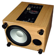 MJ Acoustics Reference I MkII Walnut