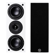 System Audio Aura 10 White Satin