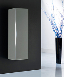 Munari MO119NE Black Glass