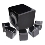 Cambridge Audio Minx S 215 High Gloss Black