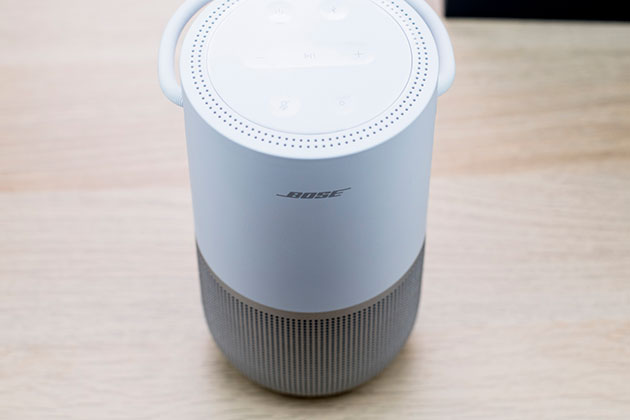 Распаковка Bose Portable Home Speaker