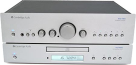 Cambridge Audio Azur 640C и Azur 640A