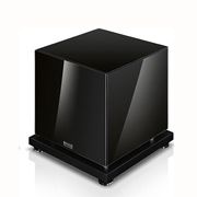 Audio Physic Luna Glass Black High Gloss