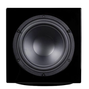 System Audio SA Saxo Sub 8 High Gloss Black