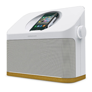 Q Acoustics Conran Audio Speaker Dock White