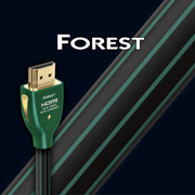 AudioQuest Forest Drk Gray PVC 0,6m