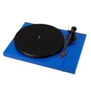Pro-Ject Debut Carbon DC (OM10) Blue Gloss