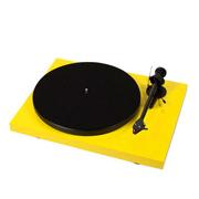 Pro-Ject Debut Carbon DC (OM10) Yellow Gloss