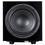System Audio SA Saxo Sub 10 High Gloss Black