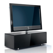 Loewe Individual Rack 110.30 SW High-Gloss Black, Витринный образец
