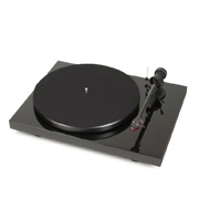 Pro-Ject Debut Carbon DC Phono USB (OM 10) Piano Black