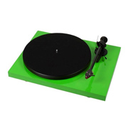 Pro-Ject Debut Carbon DC Phono USB (OM 10) Green Gloss
