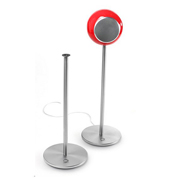 Elipson Planet M-Stand Aluminium brushed