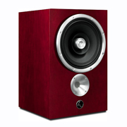 Zu Audio Omen Bookshelf Sangria Red