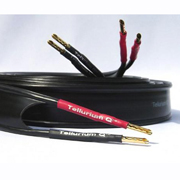 Tellurium Q Ultra Black Speaker Cable, 2m