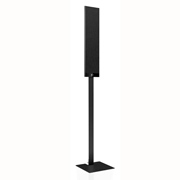 KEF T Series Floor Stand Black