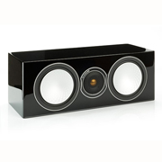 Monitor Audio Silver Centre High Gloss Black